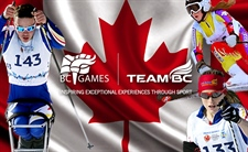 Team BC Alumni take part in the 2018 Paralympic Games