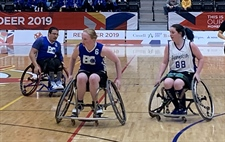 Host team defeats Team BC in opening game at CWG