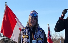 Cross country medal adds to Team BC's medal count