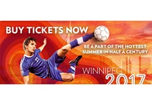Tickets on sale for 2017 Canada Summer Games