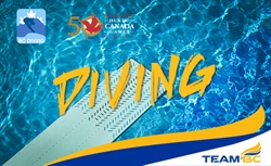 BC Diving names eight athletes to Team BC for Canada Summer Games