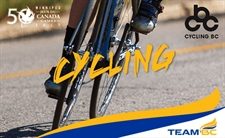 Cycling BC names 16 athletes to Team BC