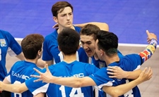 BC wins bronze in men's volleyball