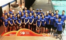 Team BC swimmers embrace inclusion at the 2017 Canada Summer Games