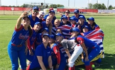 It's a four-peat for Team BC in women's softball