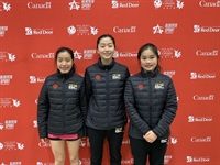 Gold for Table Tennis at the 2019 Canada Winter Games!