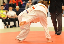 Judo begins individual competition with lightweight finals