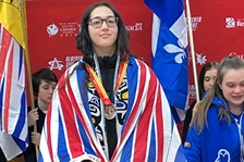 Team BC gets two more medals in archery