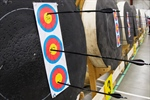 Archery ends on a positive note