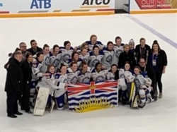 Gold medal record day for Team BC