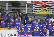Team BC moves to 1-1 in ringette pool play with win over Team PEI