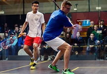 Surrey's Garceau wins gold, Toth takes the bronze in squash finals