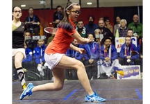 Squash athlete Michele Garceau selected as Team BC flag bearer for Closing Ceremony