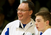 Coach Profile: Paul Tardi, Curling